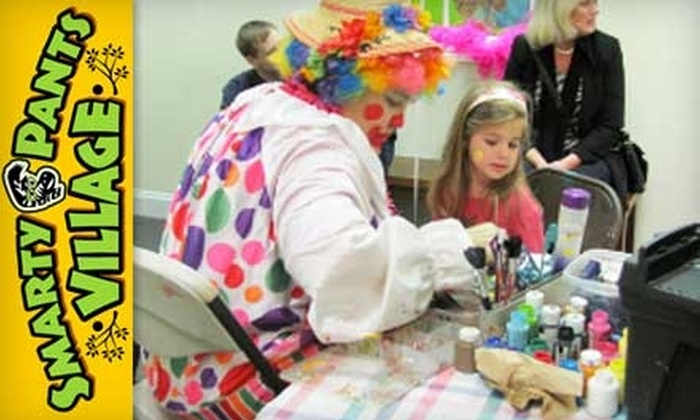 Smarty Pants Village - South Baton Rouge: $20 for $40 Worth of Toys, Parties, and Classes at Smarty Pants Village
