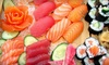Mike's Sushi & Sake Bar - Palm Harbor: Sushi and Drinks on Weekend or Weekday at Mike's Sushi & Sake Bar in Palm Harbor