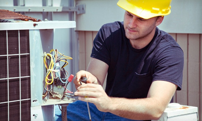 A-Plus Energy Management & Air Conditioning - Central Campus,Allandale,West Austin: 18-Point HVAC Inspection with Optional Duct Inspection from A-Plus Energy Management & Air Conditioning (Up to 57% Off)
