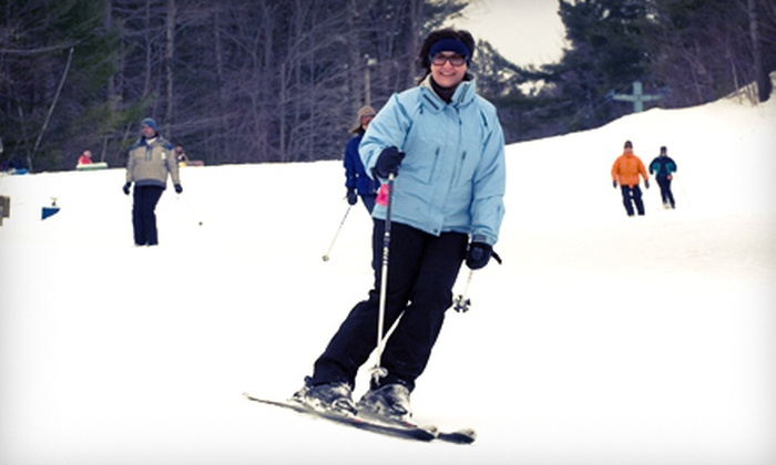 Blandford Ski Area - Blandford: Night or Day Lift Tickets at Blandford Ski Area (Up to 63% Off). Three Options Available.