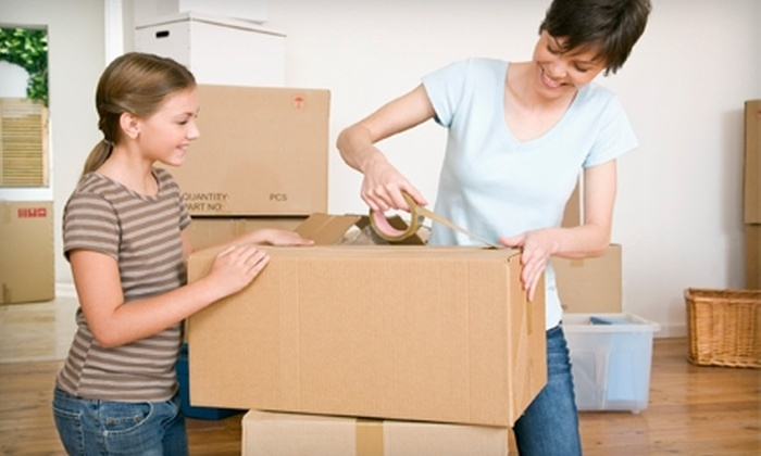 Texas Brothers Moving - Downtown: $45 for One Hour of Professional Moving Services from Texas Brothers Moving