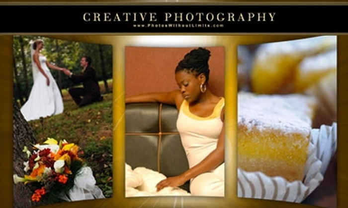 Creative Photography - Louisville: $50 for a One-Hour Portrait Session and Prints from Creative Photography ($150 Value)