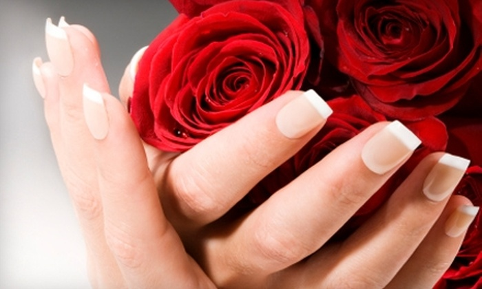 No Chip Manicure Boutique - Ravenswood: $30 for a Manicure, Brown-Sugar Scrub, and Lavender Paraffin Treatment at No Chip Manicure Boutique ($60 Value)
