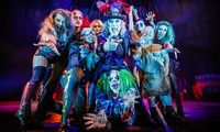 One Ticket to The Circus of Horrors: Welcome to the CarnEvil, 16 December or 15 or 16 January (Up to 50% Off*)