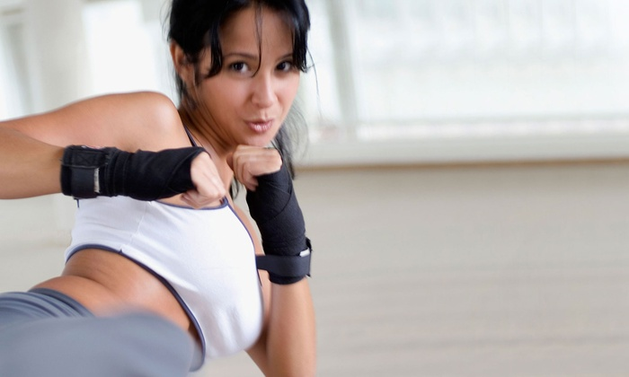 Infinite Fighting Concepts - Gaithersburg: 5 or 10 Boot-Camp Classes at Infinite Fighting Concepts (Up to 90% Off)