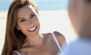 Le Chateau Medispa & Beauty: One, Three, or Five LED Teeth-Whitening Sessions at Le Chateau Medispa & Beauty (Up to 54% Off)