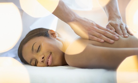 30- or 60-Minute Deep Tissue Massage at Physio Plus Massage