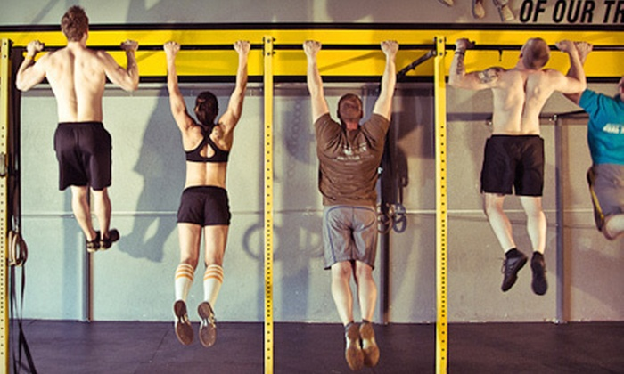 CrossFit 702 - Summerlin: 5 or 15 CrossFit Boot-Camp Classes at CrossFit 702 (Up to 78% Off)