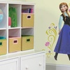 Frozen Wall Decal with Bonus Puzzle Purse