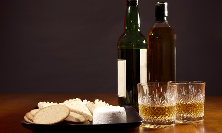 90-Minute Scotch Tasting and Appetizers for 1 or 2 from EventGeekUSA on January 24 or March 28 (Up to 80% Off)