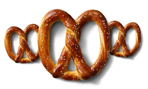 $4 for Four Soft Pretzels at Auntie Anne's ($16.24 Value)