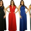 Women's Convertible Maxi Dress