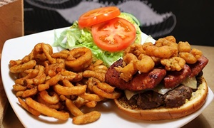 Roux Cajun Firehouse: Cajun Cuisine for Dine-In or Take-Out at Roux Cajun Firehouse (Up to 42% Off)