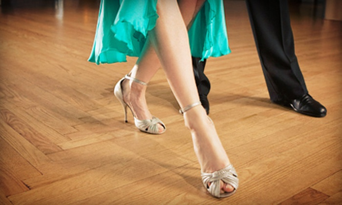 Fred Astaire Dance Studio - Multiple Locations: Two Private Lessons and One Group Lesson for One or Two at Fred Astaire Dance Studio (Up to 55% Off)