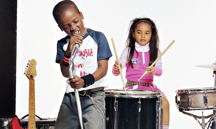 Muzic Fuze - Reno: Music-Themed Birthday Party for Up to 12 Kids with Optional Food at Muzic Fuze (Up to 54% Off)