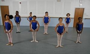 Gwendolyn Bye Dance Center: Two Dance Classes from Gwendolyn Bye Dance Center (67% Off)
