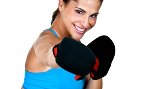 Jc Kickboxing Academy: 10 Fitness Classes at JC Taekwondo and Kickboxing Academy (50% Off)
