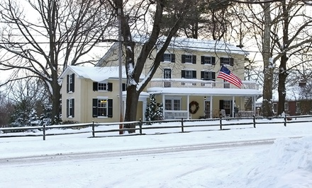 1- or 2-Night Stay for Two at Fairville Inn Bed & Breakfast in Chadds Ford, PA. Combine Up to 4 Nights.