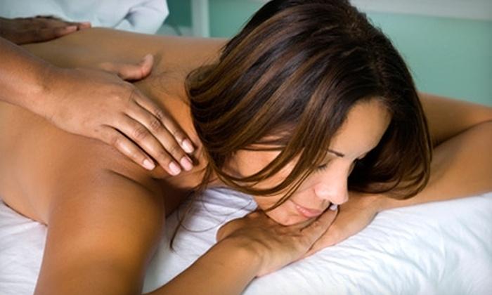 NV Salon & Spa Suites - Briargate: $25 for a 60-Minute Massage at NV Salon & Spa Suites ($50 Value)