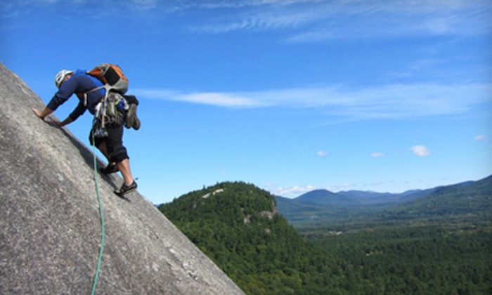 Ragged Mountain Guides - Plainville: $125 for a One-Day Guided Climbing Adventure from Ragged Mountain Guides (Up to $250 Value)