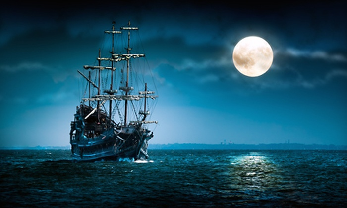 Pirate's Haunted Adventure - Central City: General or VIP Admission for Two or Four to Pirate's Haunted Adventure
