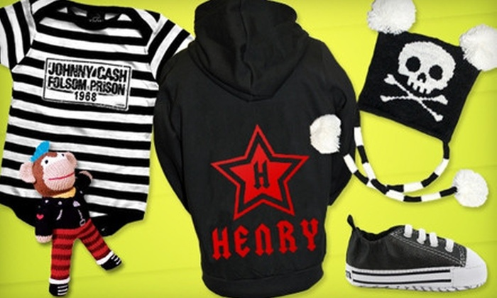 Psycho Baby: $20 for $40 Worth of Baby and Toddler Apparel, Accessories, and Gifts from Psycho Baby