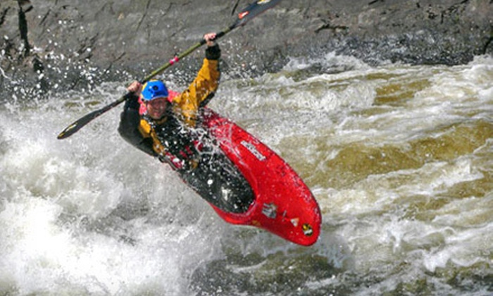 Valley Mill Kayak School - Multiple Locations: $95 for Two Beginner Kayak Lessons at Valley Mill Kayak School ($210 Value)