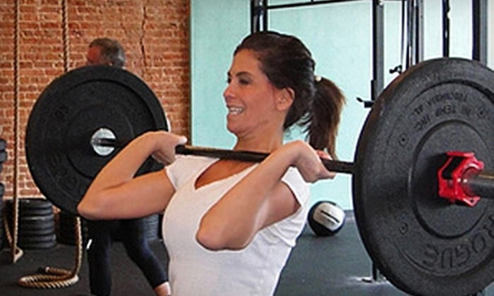 CrossFit On the Move - Multiple Locations: $30 for Two-Week CrossFit Trial at CrossFit On The Move ($150 Value)