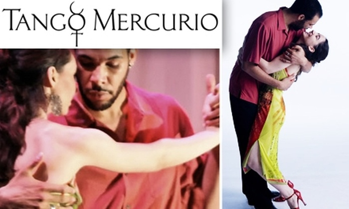 Tango Mercurio - Downtown - Penn Quarter - Chinatown: $45 for Six-Class Series at Tango Mercurio