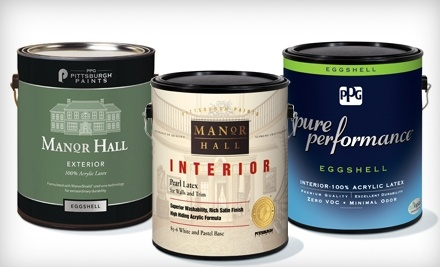 Painter's Supply: $20 Worth of Paint or Supplies - Painter's Supply in Bridgeport