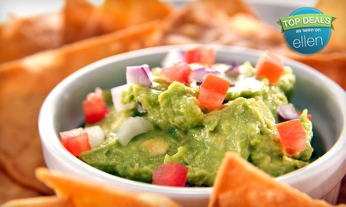 El Olvido - Rosedale: $20 for a Mexican Dinner for Two with Appetizer, Entrees, and Drinks at El Olvido (Up to $42.75 Value)