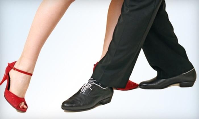 Heart & Sole Dance - Tinley Park: Beginner Ballroom Dance Lessons at Heart & Sole Dance in Tinley Park