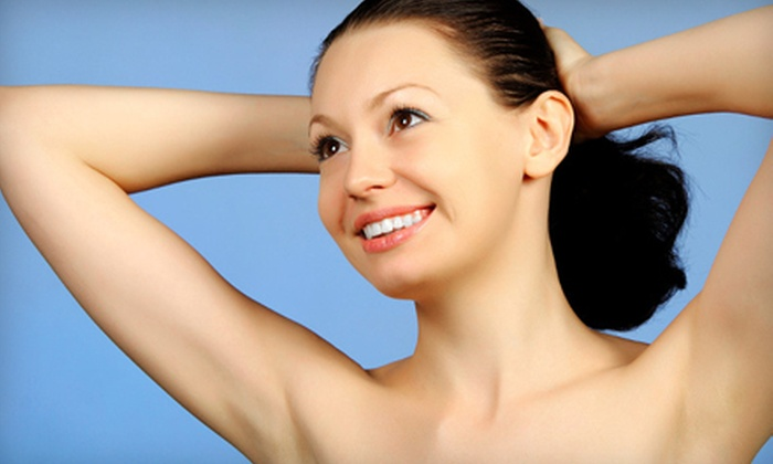 Advanced Medical Laser Center - Northcrest: Four Laser Hair Removal Treatments on a Small, Medium, or Large Area at Advanced Laser Medical Center (Up to 77% Off)