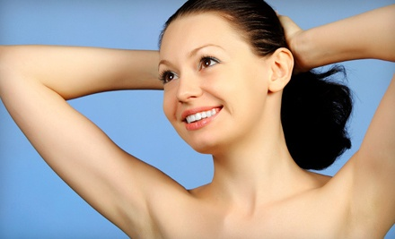 Four Laser Hair Removal Treatments on a Small Area - Advanced Medical Laser Center in Columbus