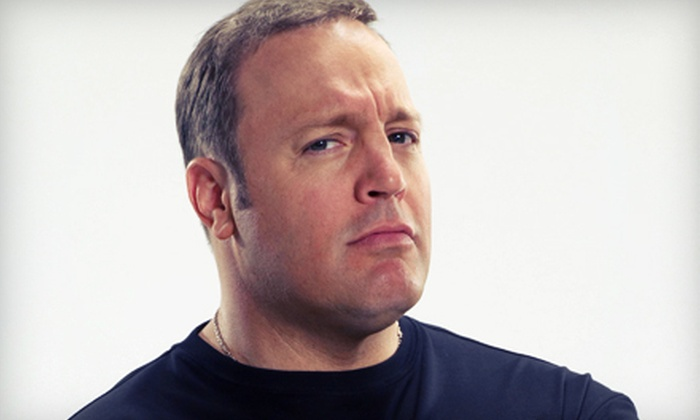 Kevin James - Comerica Theatre: One Ticket to See Kevin James at Comerica Theatre on March 28 at 8 p.m. (Up to $58.50 Value)