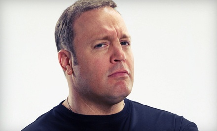 Kevin James at Comerica Theatre on Wed., Mar. 28 at 8PM: Sections 2-3 or 5-6 (Rows 25-32) Seating - Kevin James in Phoenix