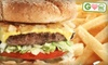Topz Burger Grill [CLOSED] - Ballantyne West: $6 for $12 Worth of Gourmet Burgers, Sandwiches, and More at Topz Healthier Burger Grill