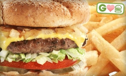 $12 Groupon to Topz Healthier Burger Grill - Topz Healthier Burger Grill in Charlotte