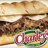 $5 for Sandwiches at Charley's Grilled Subs