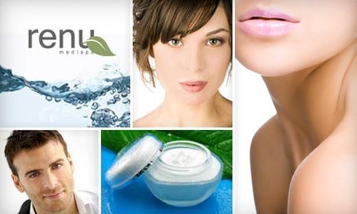 Renu Medispa - Eagle: $99 for Three Laser Hair-Removal Treatments at Renu Medispa (Up to $750 Value)
