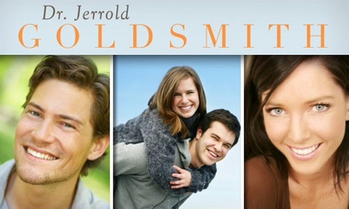 Dr. Jerrold Goldsmith, DDS - Eastgate: $129 for a 60-Minute Teeth Whitening from Dr. Jerrold Goldsmith, DDS ($365 Value)