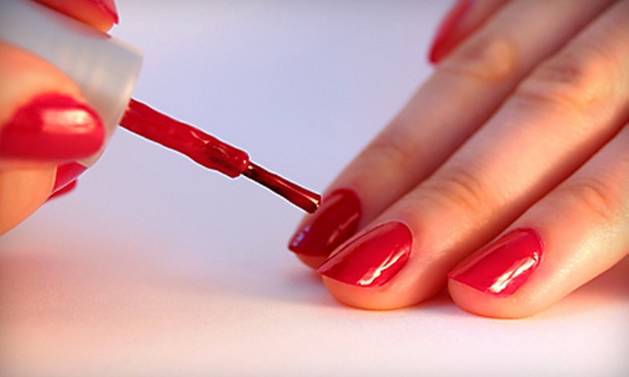 Nails By Natalie - Hales Corners: One or Two Shellac Manicures at Nails By Natalie in Hales Corners