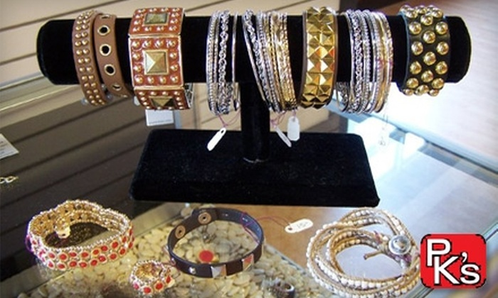 PK's Boutique - Conway: $30 for $60 Toward Women's Clothing and Accessories at PK's Boutique