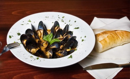 Dinner for 2 (up to a $54.40 total value) - Canta Napoli in Mount Prospect