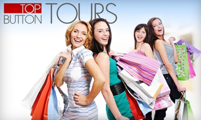 Top Button Tours - New York City: $32 for a Shopping and Fashion Walking Tour from Top Button Tours ($75 Value)