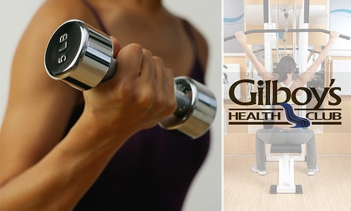 Gilboy's Health Club - Covington: $35 for 10 One-Day Guest Passes to Gilboy's Health Club