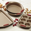 Rachael Ray Cucina Nonstick Bakeware Sets (4-Piece)