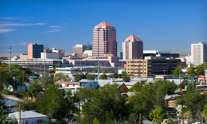 Crowne Plaza Albuquerque - Albuquerque: One-Night Stay at Crowne Plaza Albuquerque in Albuquerque, NM