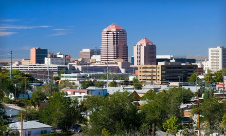 One-Night Stay at Crowne Plaza Albuquerque in Albuquerque, NM from Crowne Plaza Albuquerque -