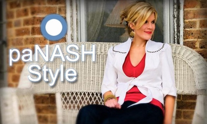 paNASH Style - Nashville: $45 for One Hour of Consulting Services with Lori Bumgarner of paNASH Style (Up to $110 Value)
